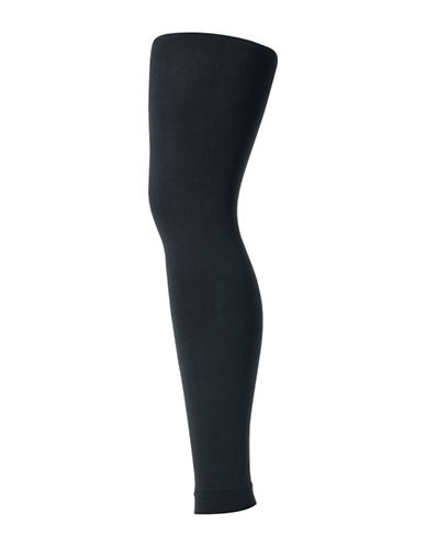 Secret Hosiery Fleece-Lined Leggings-BLACK-A/B