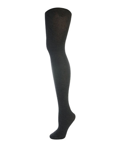 Silks Premium Cashmere Tights-GREY-3