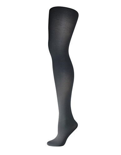 Silks Birdseye Control Top Tights-GREY-3