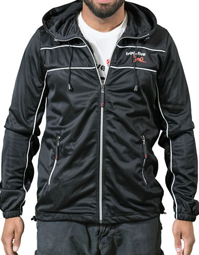 Triple 5 Terrence Track Jacket-BLACK-X-Large 88541480_BLACK_X-Large