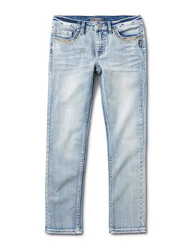 Silver Jeans Sasha 1230 Skinny Jeans-BLUE-6