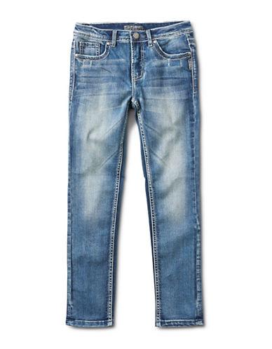 Silver Jeans Kids Sasha 1231 Skinny Jeans-BLUE-16
