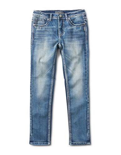 Silver Jeans Sasha 1231 Skinny Jeans-BLUE-6