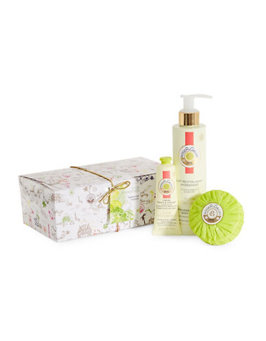Roger & Gallet Fleur D Osmanthus Well Being Three-Piece Set-NO COLOUR-One Size