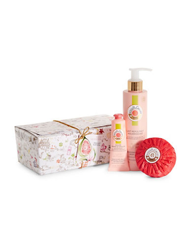 Roger & Gallet Fig Well Being Three-Piece Set-NO COLOUR-One Size