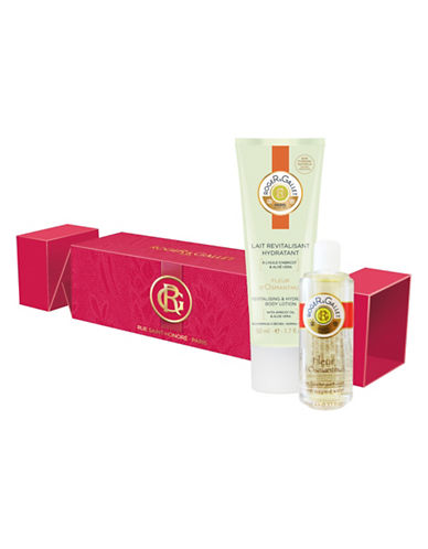 Roger & Gallet Fleur D Osmanthus Eau Fraiche Two-Piece Gift Set-NO COLOR-0