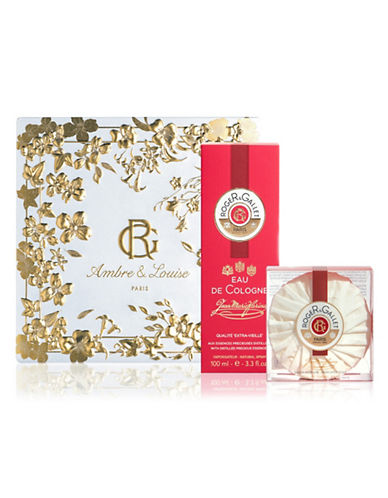 Roger & Gallet Two-Piece Jean-Marie Farina Eau de Cologne Set-NO COLOR-One Size