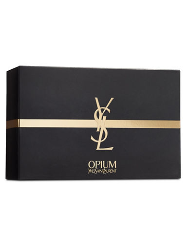 Yves Saint Laurent Opium Eau de Toilette and Body Lotion Set-NO COLOUR-90 ml