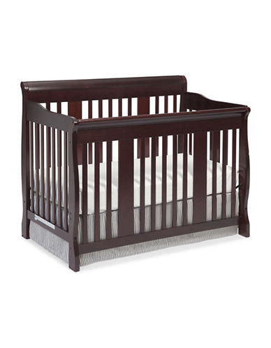 Storkcraft Tuscany Stages Convertible Crib-RED-One Size