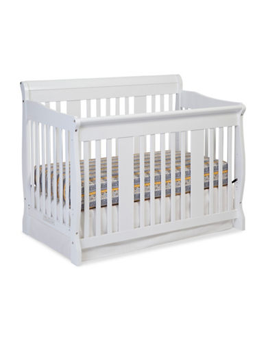 Storkcraft Tuscany Stages Convertible Crib-WHITE-One Size