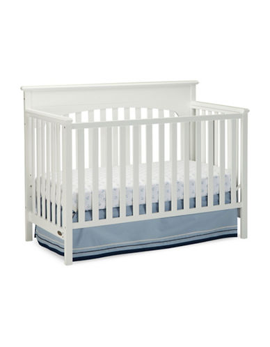 Graco Lauren 4-in-1 Convertible Crib-WHITE-One Size