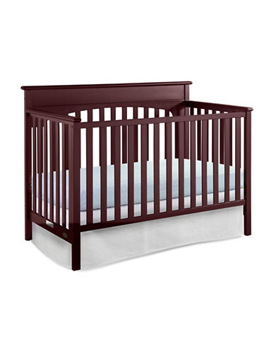 Graco Lauren 4-in-1 Convertible Crib-RED-One Size