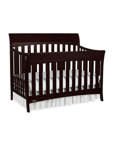 Graco Rory 5-in-1 Convertible Crib-BROWN-One Size