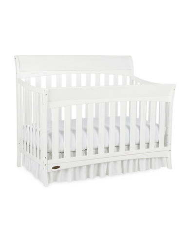 Graco Rory 5-in-1 Convertible Crib-WHITE-One Size