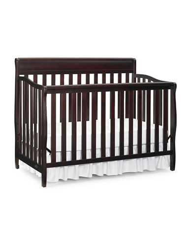 Graco Stanton 4-in-1 Convertible Crib-RED-One Size
