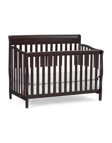 Graco Stanton 4-in-1 Convertible Crib-BROWN-One Size