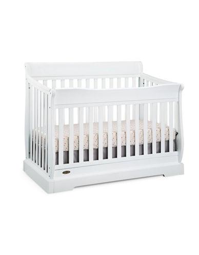 Graco Maple Ridge 4-in-1 Convertible Crib-WHITE-One Size