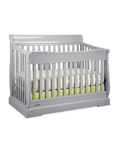 Graco Maple Ridge 4-in-1 Convertible Crib-GREY-One Size