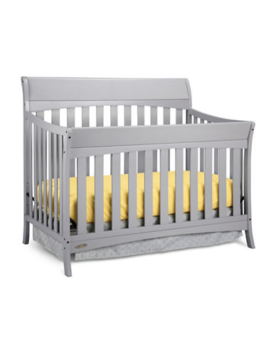 Graco Rory 5-in-1 Convertible Crib-GREY-One Size