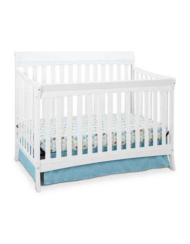 Storkcraft Avalon Convertible Crib-WHITE-One Size