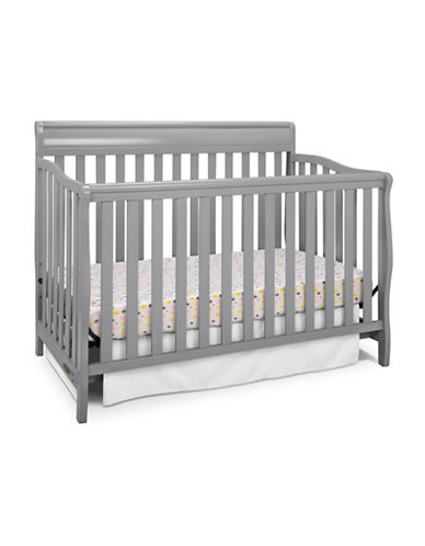 Graco Stanton 4-in-1 Convertible Crib-GREY-One Size