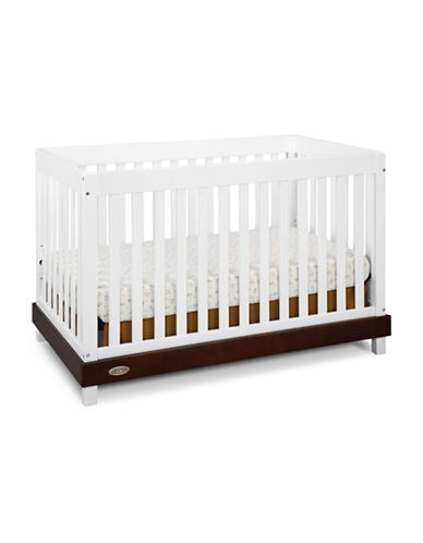 Graco Maddox Convertible Crib-GREY-One Size