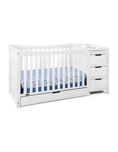 Graco Remi Crib and Changer-WHITE-One Size