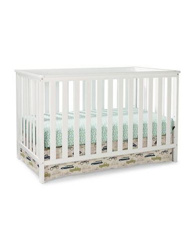 Storkcraft Rosland 3-in-1 Convertible Crib-WHITE-One Size