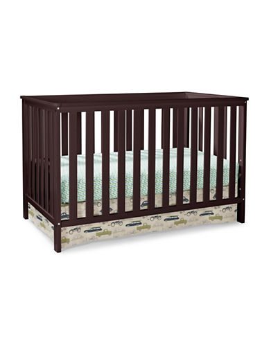 Storkcraft Rosland 3-in-1 Convertible Crib-BROWN-One Size