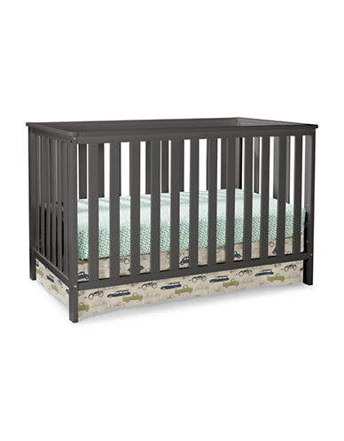 Storkcraft Rosland 3-in-1 Convertible Crib-GREY-One Size