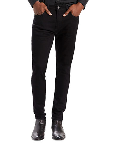 LeviS 512 Slim Tapered Fit Jeans - Night Shine-BLACK-34X30