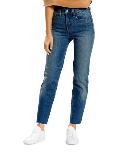 LeviS Wedgie Fit Jeans-BLUE-26