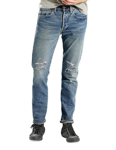 LeviS 501 Skinny Fit Jeans - Bad Boy-BLUE-36X30