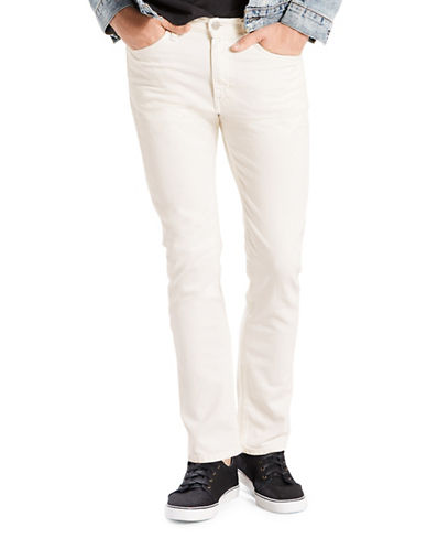 LeviS 510 Skinny Fit Jeans Albertine-WHITE-34X32