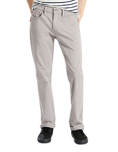 LeviS Commuter 511 Slim Fit Jeans-GREY-31X32