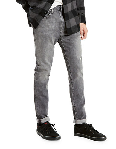 LeviS Berry Hill Skinny Tapered Fit Jeans-GREY-34X30