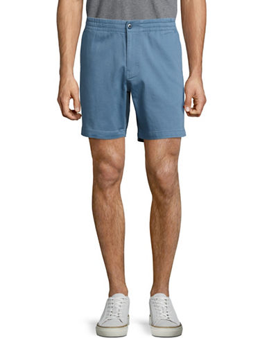 Dockers Weekend Cruiser Shorts-BLUE-Small