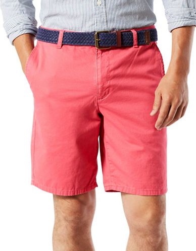 Dockers Better Bic Straight Fit Shorts-NATURAL-38