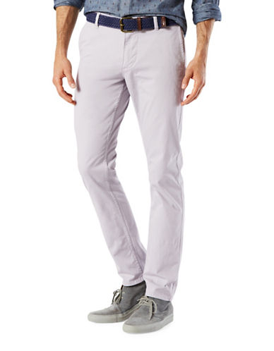Dockers BIC Skinny-Fit Pants-GREY-36X30