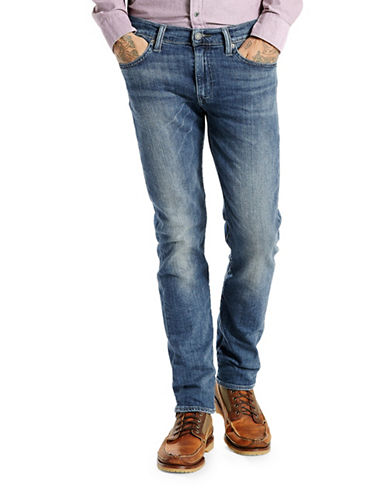 LeviS 511 Slim Fit Performance Stretch Jeans Amor-BLUE-30X32