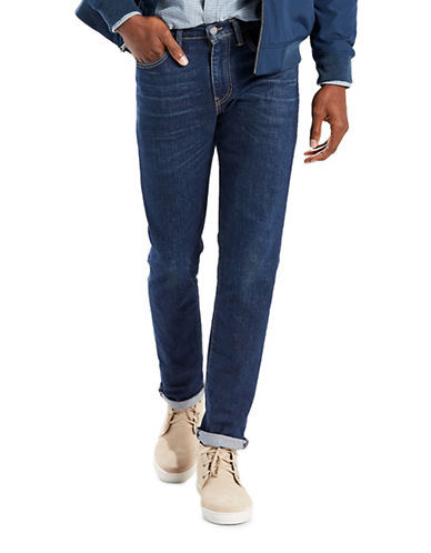 Levi'S 511 Slim Fit Jeans Vintage Heart-BLUE-34X32