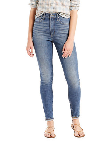 LeviS Mile High Super Skinny Jeans-BLUE-29