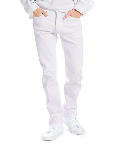 LeviS Line 8 Unisex Jeans Bright White-WHITE-33X32