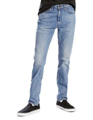 LeviS Line 8 511 Unisex Jeans - True Blue Mid Authentic-BLUE-30X32