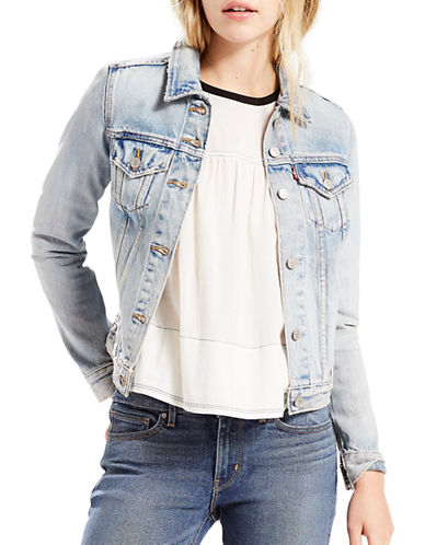 Levi'S Original Trucker Denim Jacket-BLUE-X-Large 88967843_BLUE_X-Large