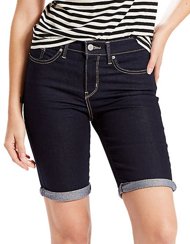 Bermuda Denim Shorts by Levi's
