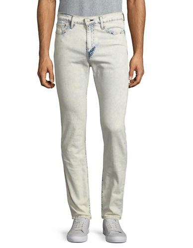 Levi'S 510 Skinny-Fit Jeans-LIGHT BLUE-30X32