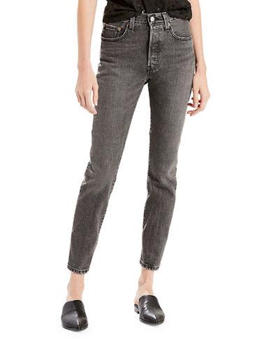 LeviS 501 Skinny Jeans-BLACK COAST-28X30