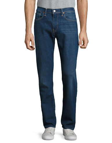 LeviS 502 Regular Tapered Fit Jeans - The Cavern-BLUE-34X32