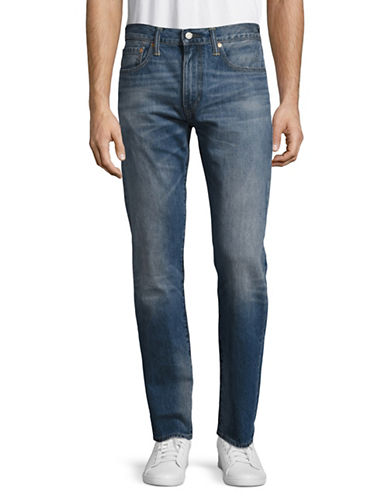 LeviS 502 Regular Tapered Fit Jeans - The Cavern-BLUE-32X32